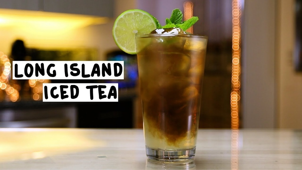 Kokteilis Long Island Iced Tea